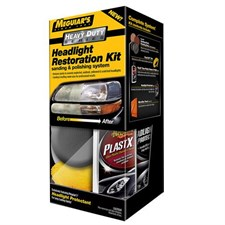2 step Headlight Kit