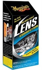 Headlight Lens Correction