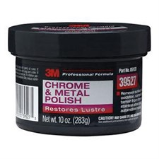 Chrome And Metal Polish